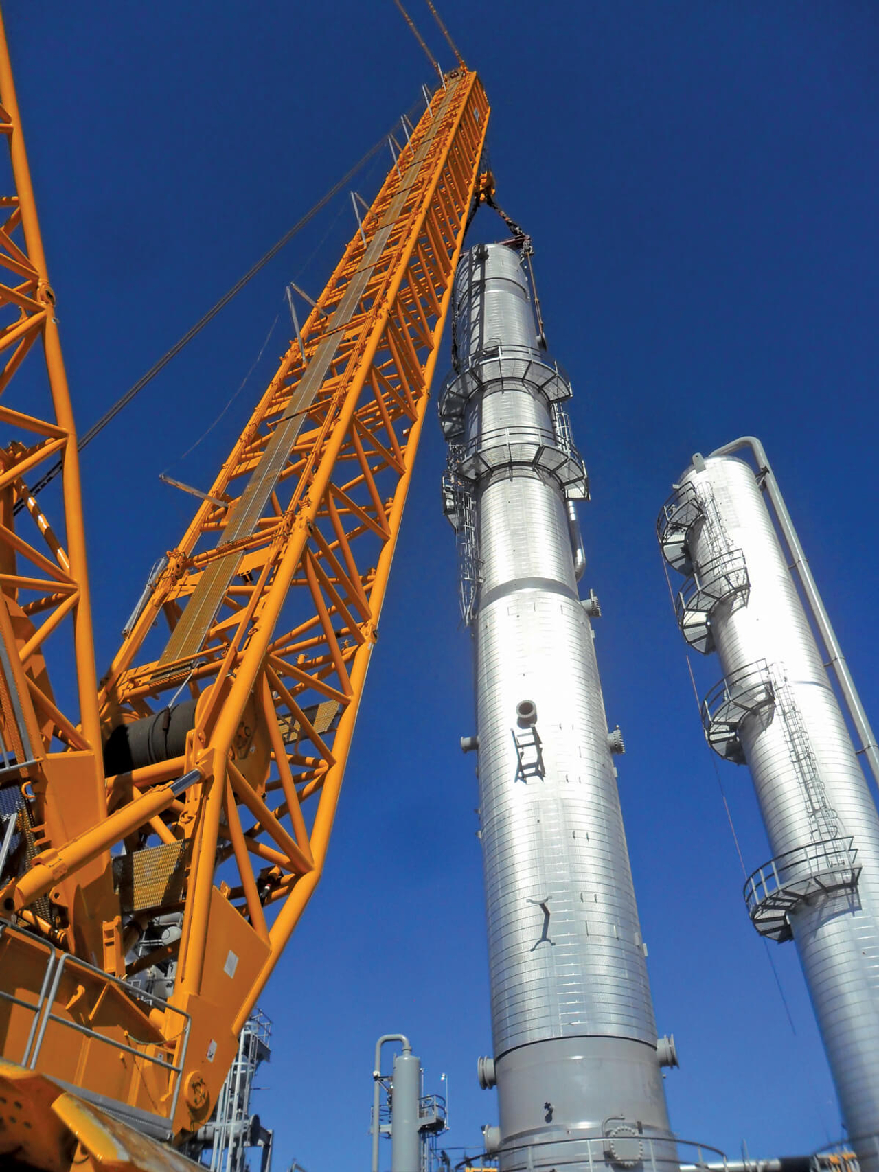 turnkey heavy lift services
