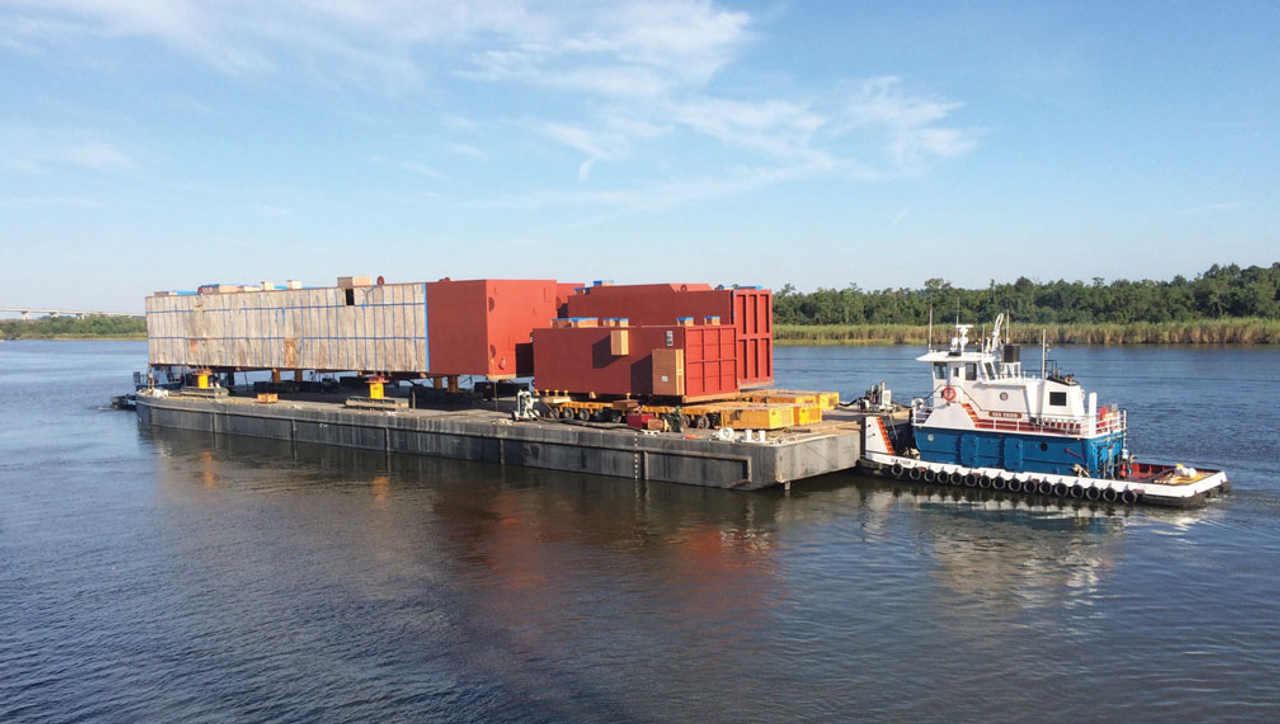 Barge and Transport Services