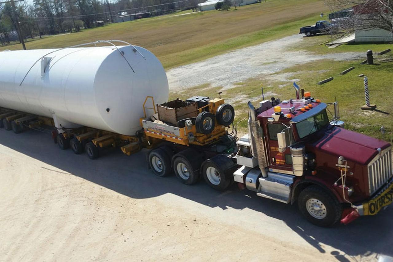 Bullet Tank Transfer Services
