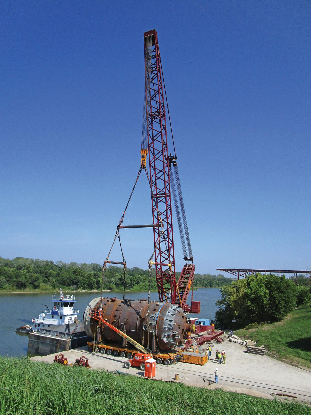 Cranes in Oklahoma
