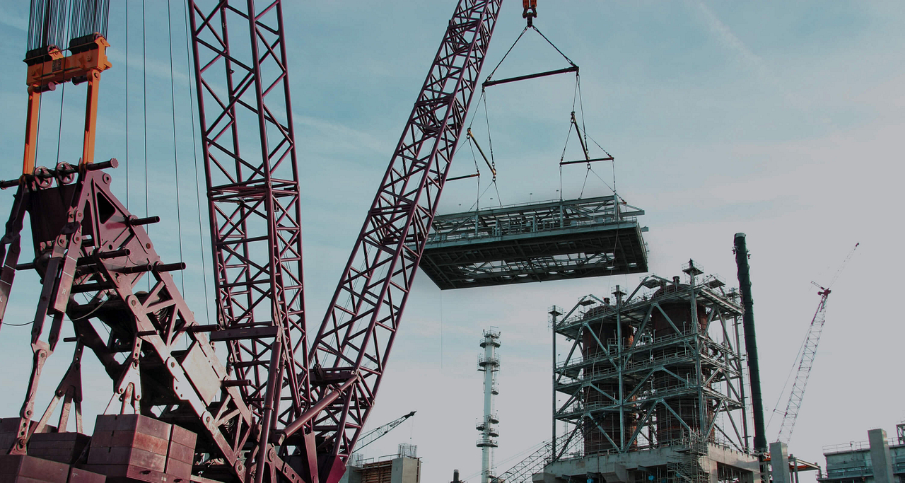 2,500-ton VersaCrane