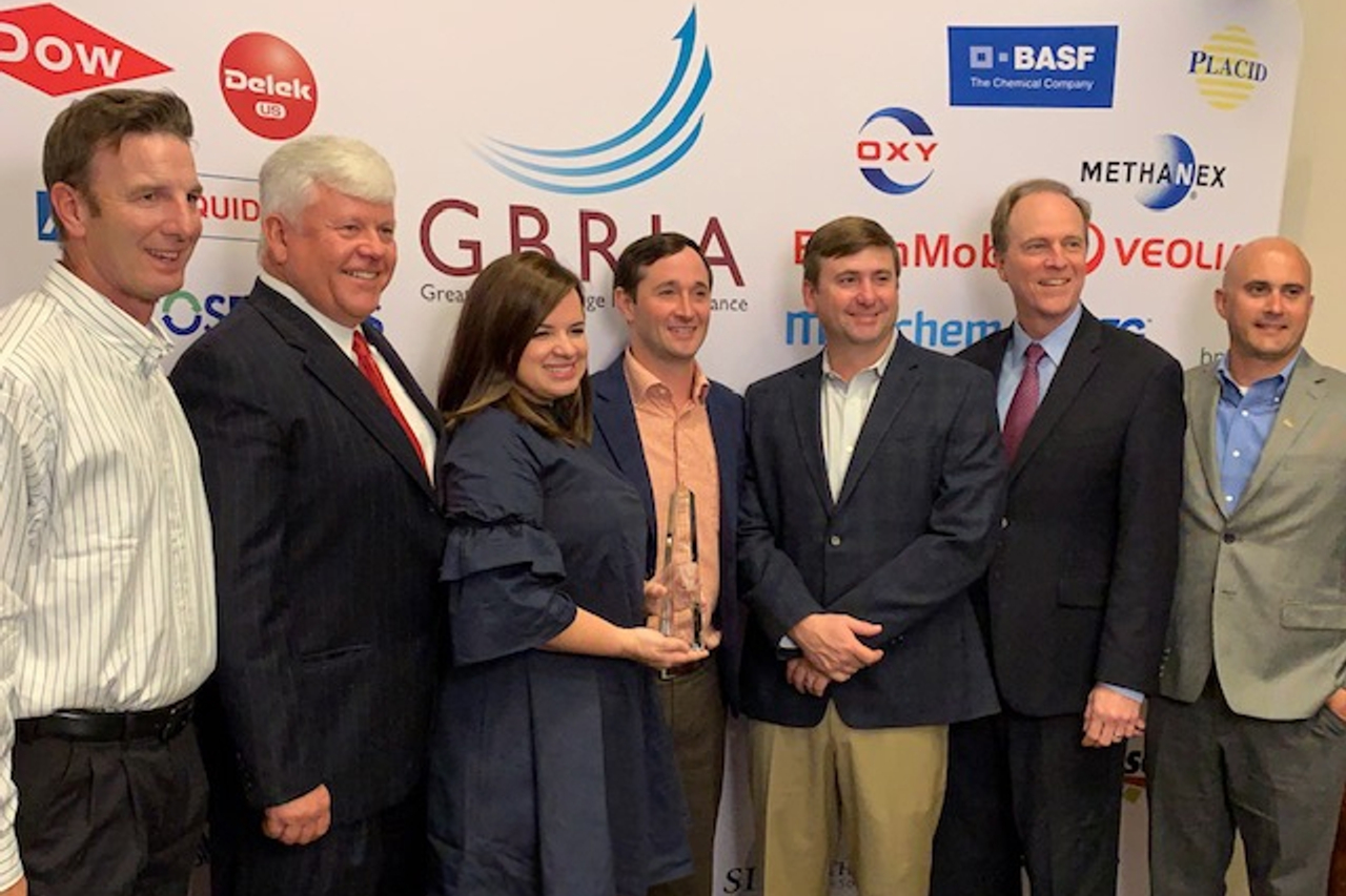 Deep South Wins GBRIA Best of Division I Workforce Development Award