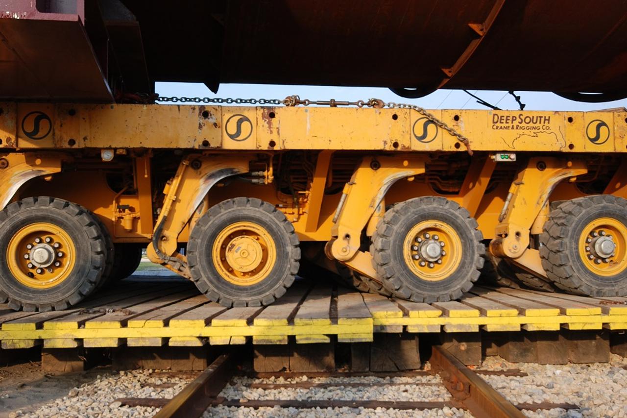Turnkey Heavy Transport