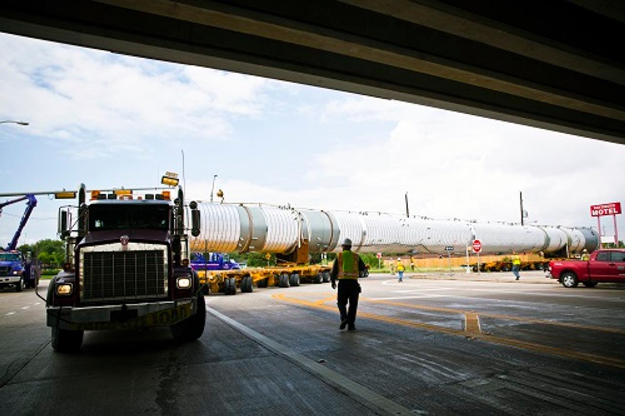 goldhofer heavy haul trailers