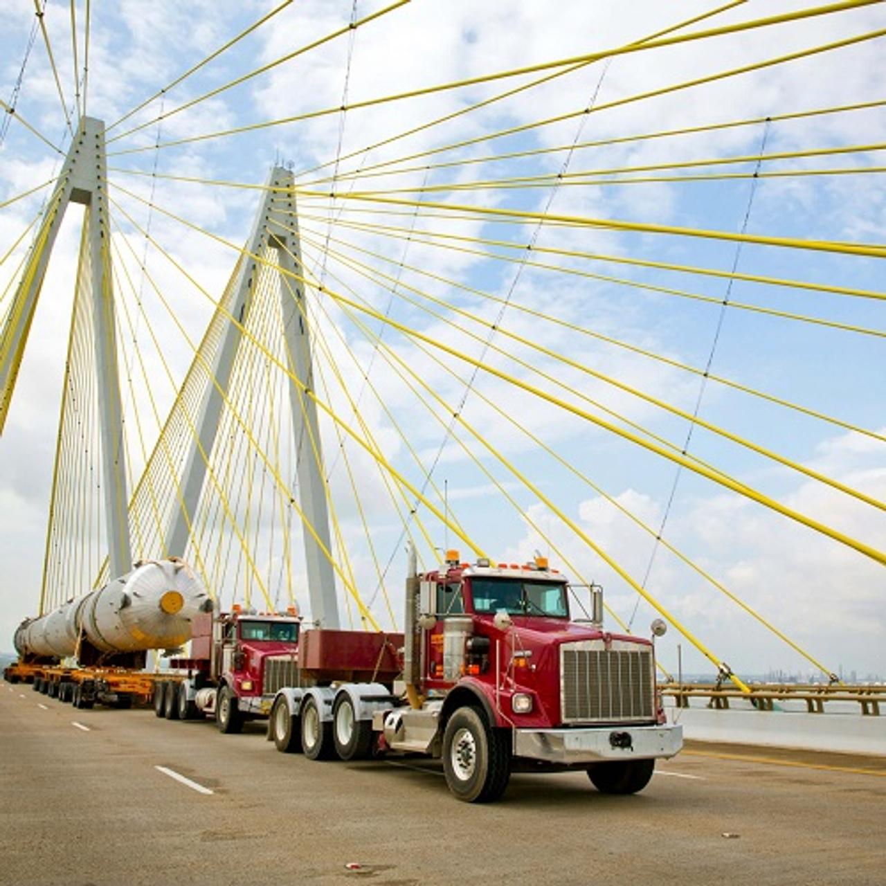 goldhofer heavy transport