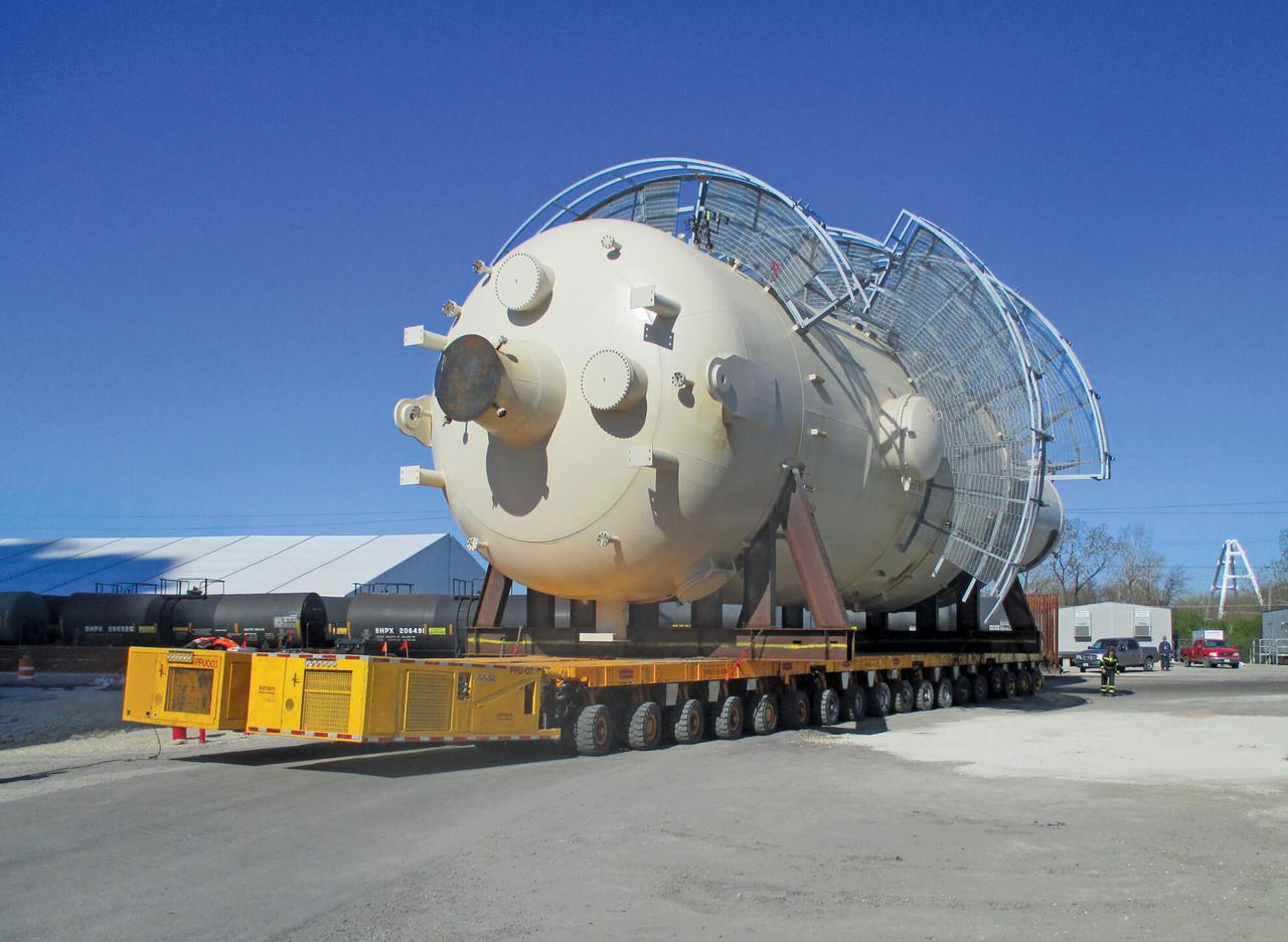 reactor on SPMT
