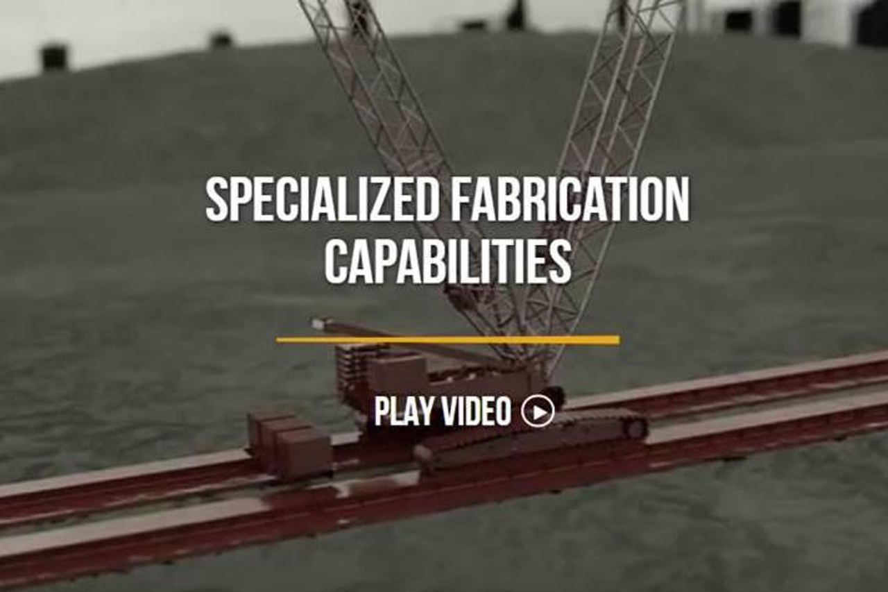 specialized equipment for cranes